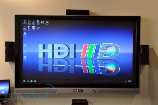 HDI headquarters walkthrough: details galore on the new face of in-home 3D