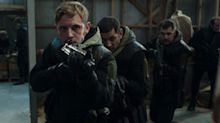 6 Days interview: Jamie Bell on being shot at during rehearsals for Iranian Embassy siege