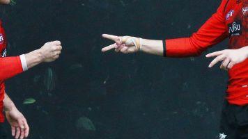 Soccer ref suspended for rock, paper, scissors