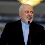 Iran's Zarif warns U.S. of 'consequences' over oil sanctions, Strait of Hormuz