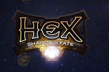 Introducing HEX, the MMOTCG by Cryptozoic
