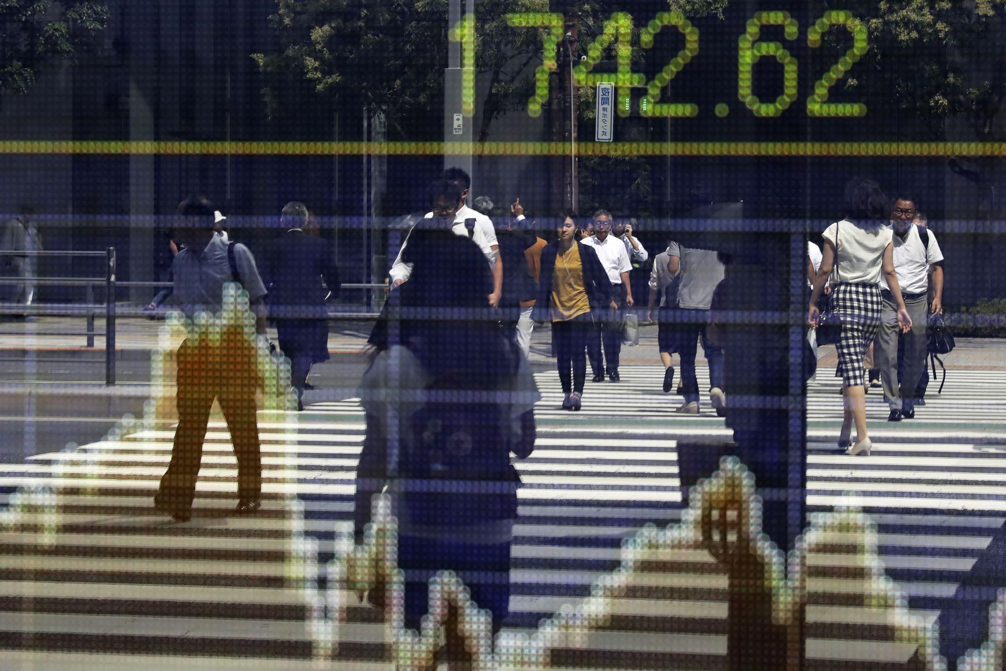 Stocks Slide to Extend to Asia as Treasuries Rally: Markets Wrap