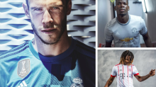 Manchester United, Real Madrid and Bayern Munich unveil fan-designed third kits for new season