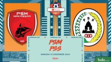 Live Streaming O Channel PSM Makassar Vs PSS Sleman di Vidio