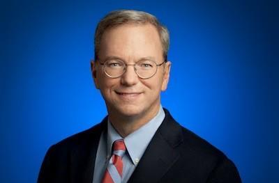 Eric Schmidt: Relationship with Apple has improved
