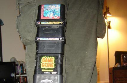 The leaning tower of Sega