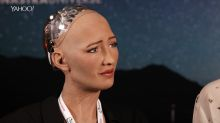 Why Sophia the robot isn't ready for the workforce just yet