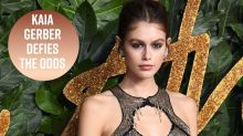 Kaia Gerber is youngest model to ever win Model of the Year