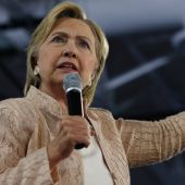 Clinton Leads Trump by 10 Points in New Poll of Likely Voters