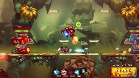 Awesomenauts coming to PC and Mac soon