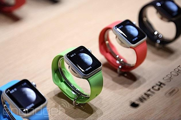 Want the best Apple Watch display?  Get a Sport model