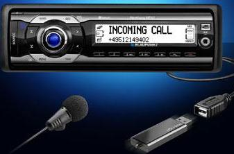 Blaupunkt rolls out USB-ready MP47, MP57 car stereos