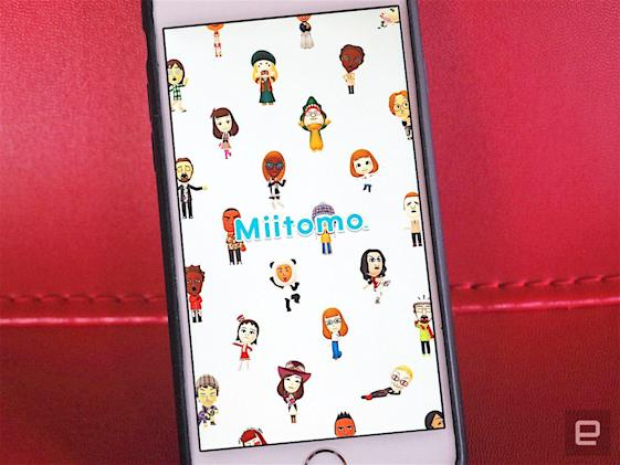 'Miitomo' players are apparently abandoning Nintendo's app