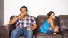 Moderate drinking by parents leaves children anxious