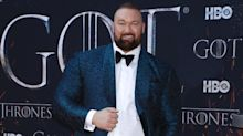 'Game of Thrones' Actor Hafthor Bjornsson Sets Deadlift World Record