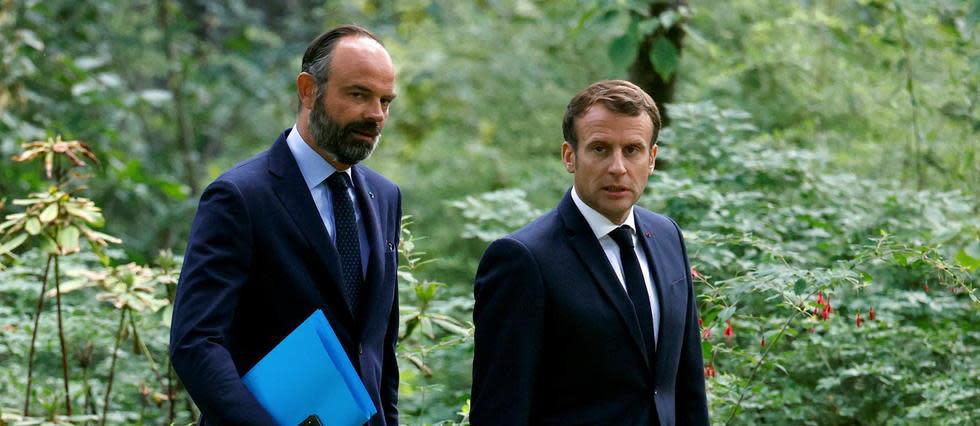Dès 2017, Philippe savait que Macron changerait de Premier ministre à mi-mandat
