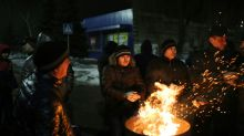 Thousands of Ukrainian miners on strike over unpaid wages