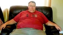 Man who weighed 30-stone loses half his body weight