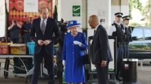 The Queen managed to visit victims of Grenfell Tower fire after Theresa May didn't