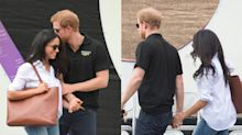 Prince Harry and Meghan Markle: A timeline of their royal relationship