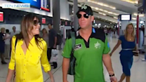 Elizabeth Hurley Gets Into Fight With Australian Reporter