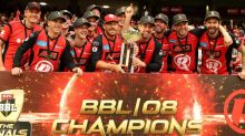 Little time to savour BBL title for Finch