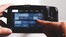 Tilta mods Blackmagic's Pocket Cinema Camera with a tilt screen and SSD