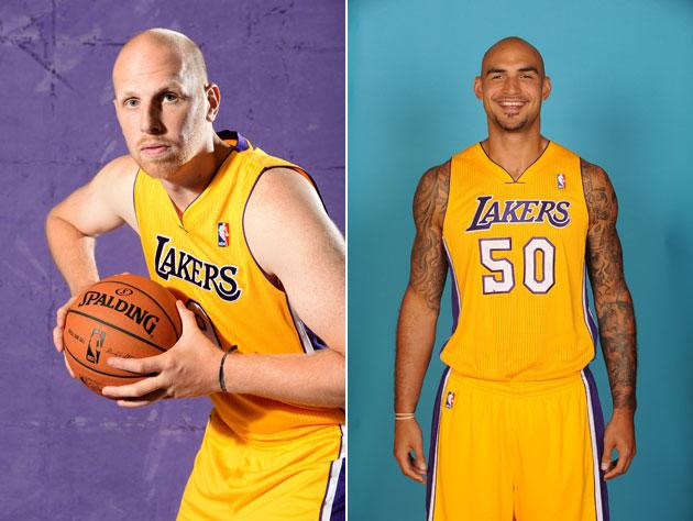 ac408a3cf56 Los Angeles Lakers center Chris Kaman has long been known as a gun-lovin'  outdoorsman, but what you may not know is that he appears to be behind the  trigger ...