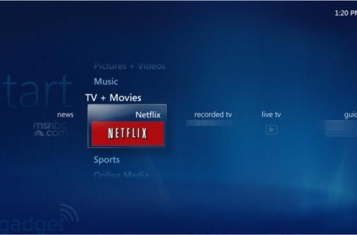Netflix Watch Instantly comes to Vista Media Center, not Extenders