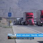 Thanksgiving travel: More than 4 million people driving for the holiday