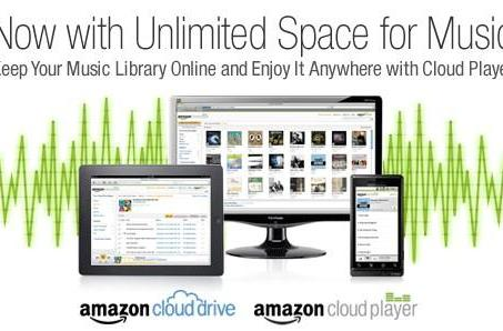 Amazon Cloud Player hits iPad, adds unlimited storage, scoffs at constrained competition