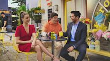 Exclusive: Neighbours first look at updated opening titles as Pierce Greyson is recast