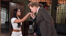 Conan O'Brien graba telenovela en México