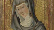 Le Louvre acquiert un panneau peint au XVe siècle à Valence, en Espagne