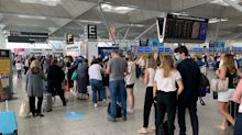 UK airports face busiest weekend of the year as Britons flock to Europe