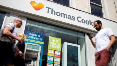 Las consecuencias de la posible quiebra de Thomas Cook