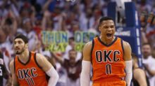 Westbrook on criticism of supporting cast: 'We're all one team ... Don't split us up'