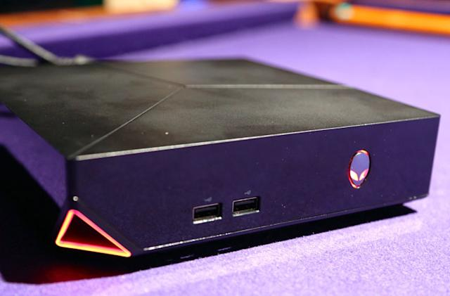 Alienware's Alpha game console is ready to invade your living room