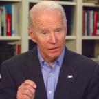 Joe Biden launches podcast 'so we can keep talking with each other'