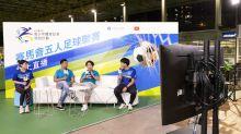 【賽馬會青少年記者培訓計劃】JSR「打孖」完成五人足球直播 難忘遺憾和教訓