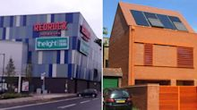 Britain's ugliest building: Behold the six 'contenders' for unwanted architecture award
