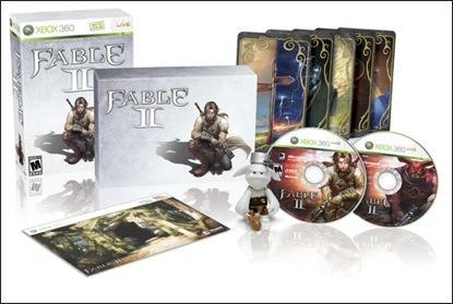 Fable 2 hits US Oct 21, Europe Oct 24; Pub Games Aug 13