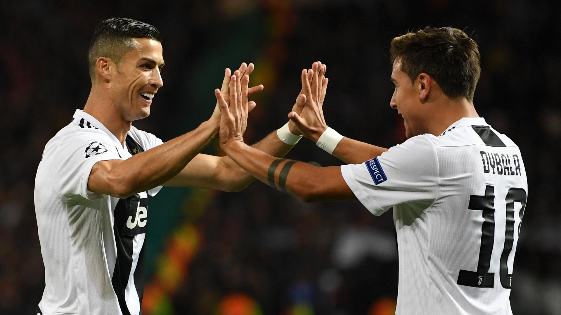 Dybala i didnt insult mourinho and can work well with ronaldo