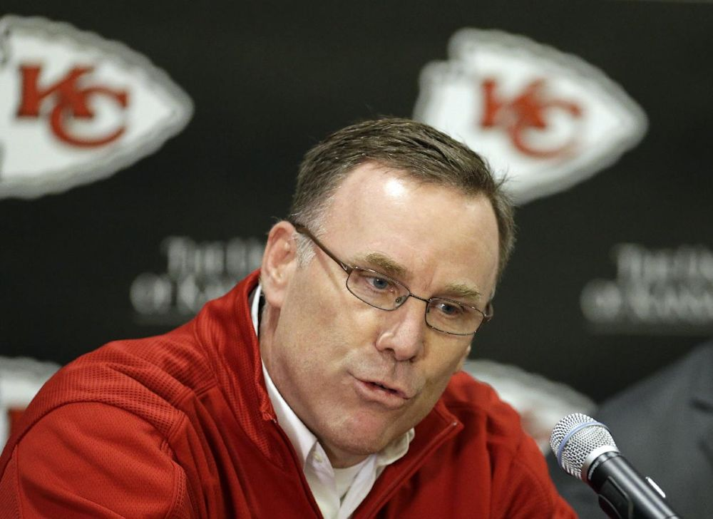 Chiefs could be in market to trade draft picks