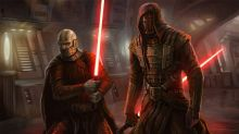 Classic 'Star Wars' game 'Knights Of The Old Republic' is being turned into a movie