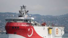 Turkish survey ship begins operations in east Mediterranean: minister