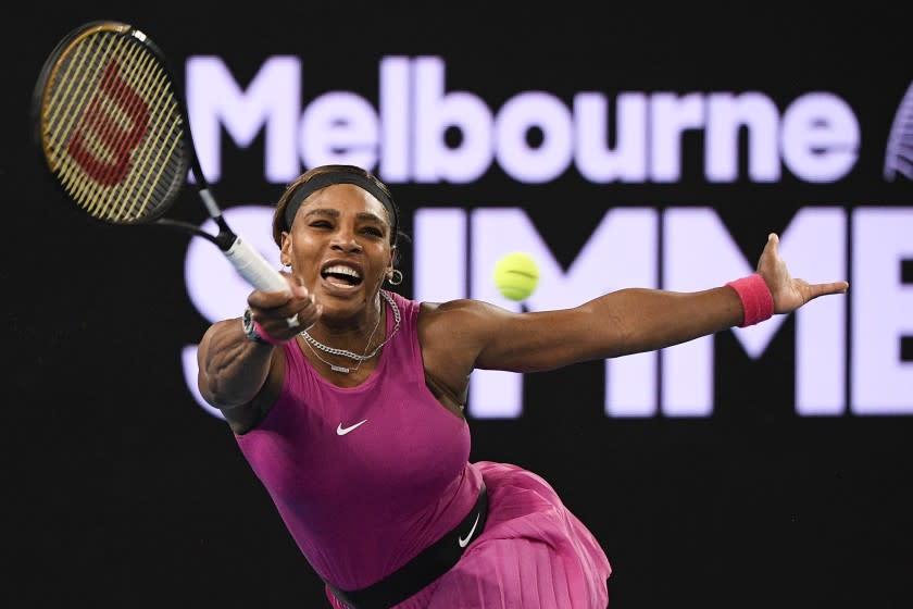Elliott: Serena Williams could be set to make history in unpredictable Australian Open