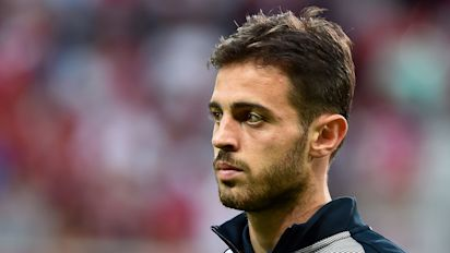 Bernardo Silva signs for Manchester City in £43m move from Monaco