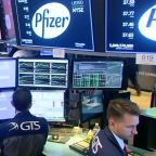 Wall Street gains on Powell comments