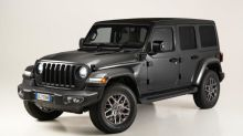 Plug-in hybrid Jeep Wrangler 4xe gets First Edition model in Europe